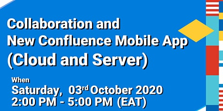 Collaboration and New Confluence Mobile App (Cloud and Server) tickets