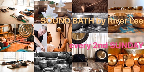 Holistic Gong SOUND BATH by River Lee tickets