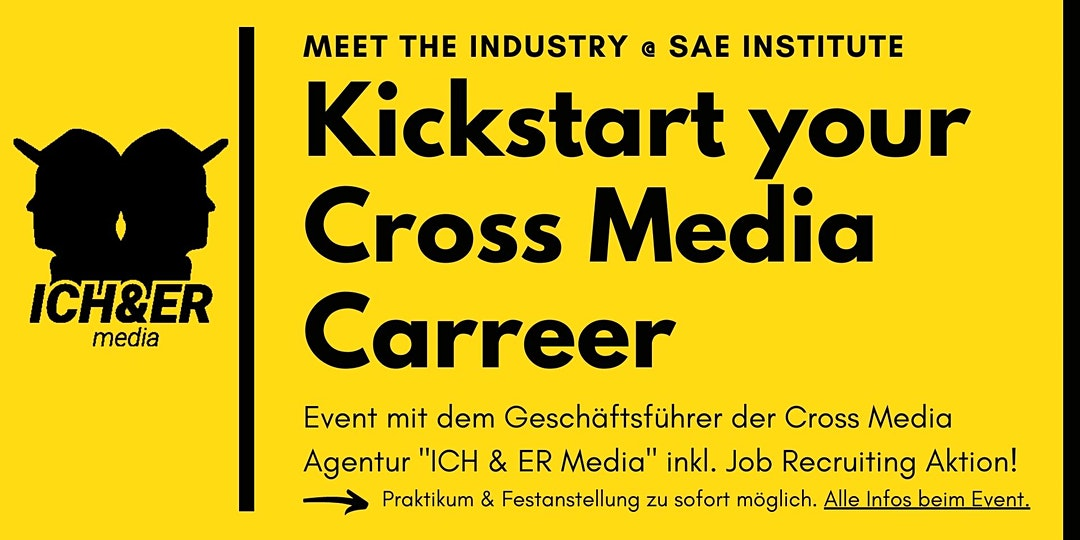 How to Kickstart your Cross Media Carreer