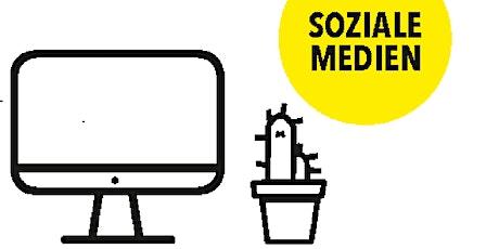 Soziale Medien richtig nutzen - Gruppencoaching Tickets