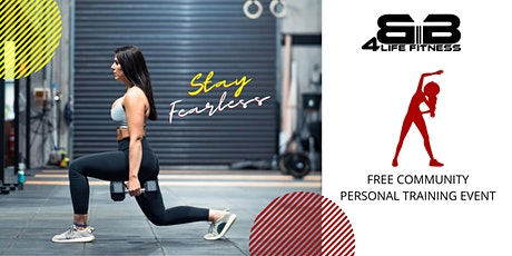 Free Online  LIVE Personal Training Session with Shadi - HIIT with Abs tickets