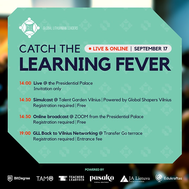 GLL Gathering 2020: Learning Fever image