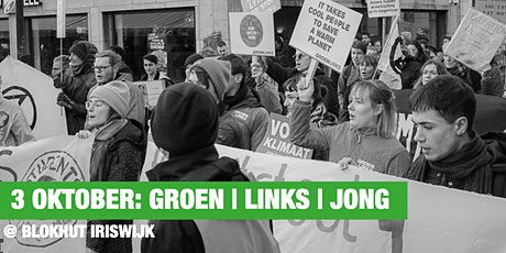 GROEN | LINKS | JONG tickets
