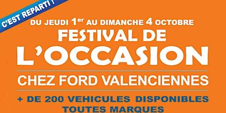 Festival de l'Occasion billets