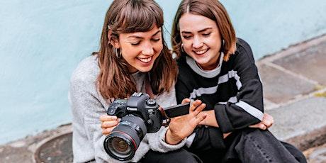 Von Fotofrau zu Fotofrau Tickets