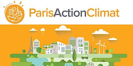 Paris Action Climat: les entreprises parisiennes s'engagent pour le climat billets