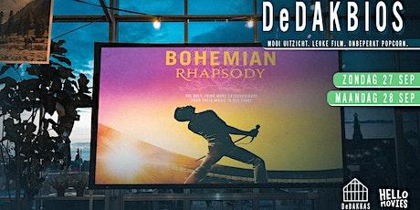 DeDAKBIOS: Film op het dak! | Bohemian Rhapsody tickets