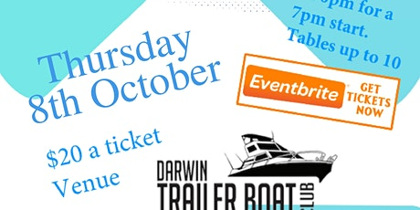 Trivia Night - UNAA-NT tickets