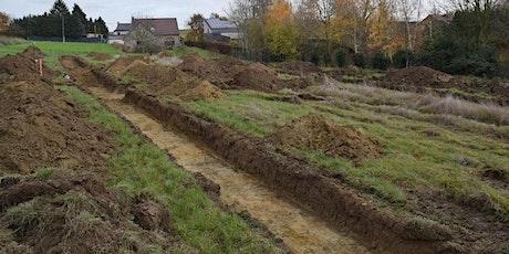 """Archeologiedagen: ontdek sporen van de """"Slagen bij Neerwinden"""" tickets"""