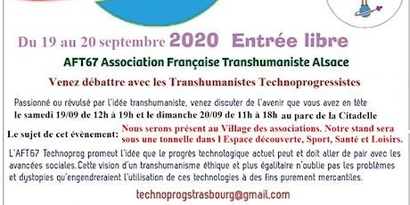 AFT Technoprog présent au Village des associations billets