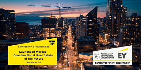 EYnovation™  and Proptech Lab Launchpad Meetup | Construction & Real Estate tickets