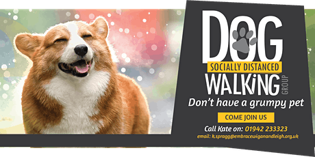 Community Dog Walk (Socially Distanced) tickets