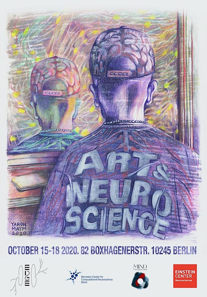 EDGE Neuroscience & Art Exhibition 2020 - part 1 image