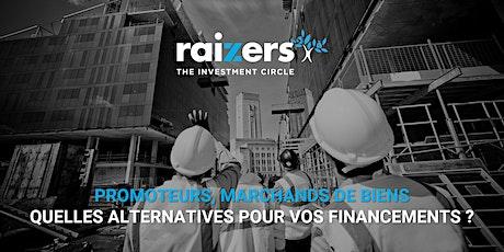 Petit-Déjeuner à Marseille - Le financement de vos opérations immobilières billets