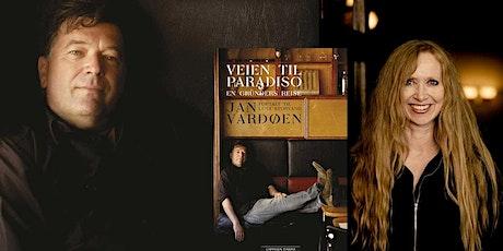 Veien til Paradiso med Jan Vardøen og Lena Storvand tickets