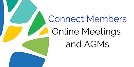 Online Meetings and AGMs - 27 October tickets