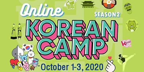 IYF Online Korean Camp-Oceania tickets