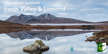 Crowdfund Scotland: Forth Valley and Lomond - Train the Trainer tickets