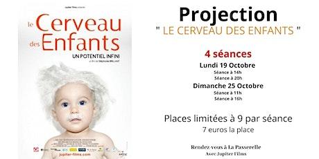 """Documentaires pour un monde en transition : """" LE CERVEAU DES ENFANTS """" billets"""