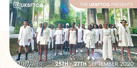 UKBFTOG Exhibition:  We Are Here - VIP's and Press tickets