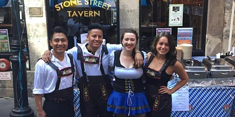 Stone Street OktoberFest Feast at Stone Street Tavern tickets