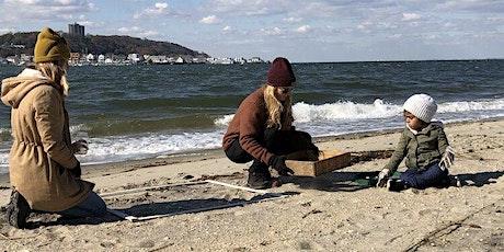 Micro-Plastic Beach Monitoring Training tickets