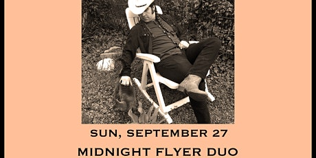 Midnight Flyer Bluegrass (Duo) - Tailgate Takeout Series tickets