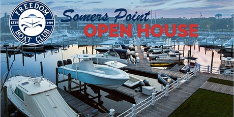 Freedom Boat Club Somers Point | Open House! tickets