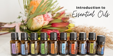 Introduction to Essential Oils | MAYLANDS tickets