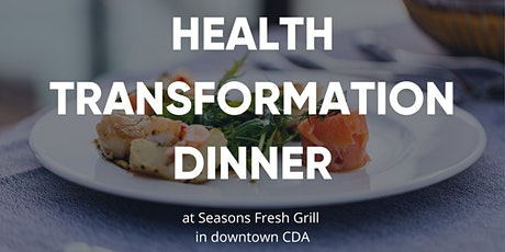 Health Transformation Dinner tickets