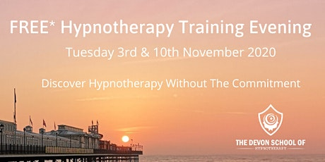 FREE* Hypnotherapy Training Evening tickets