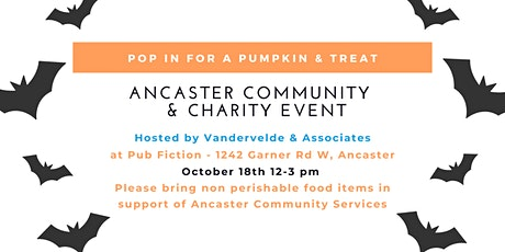 Ancaster Community Family  & Charity Event tickets
