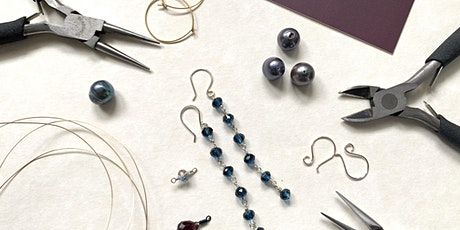Jewellery Making: Wire Wrapped Loop tickets