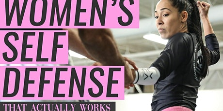 Fluid Jiu Jitsu 4 week women's self defense course tickets