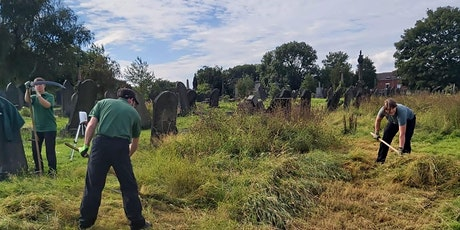 Regular HOLBECK CEMETERY VOLUNTEER DAY tickets