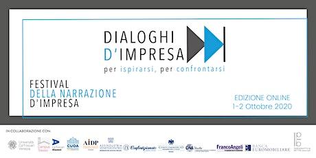 Dialoghi d'Impresa biglietti