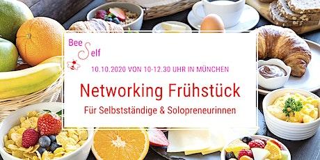 Networking Frühstück by BeeSelf für Selbstständige & Solopreneurinnen tickets