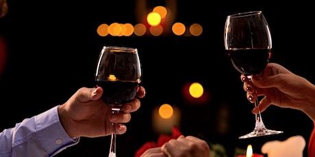 Friday Night Wine & Food Tasting Singles Party (Age Range: 25-40) tickets