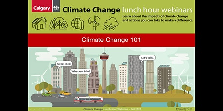 Climate Change 101 tickets