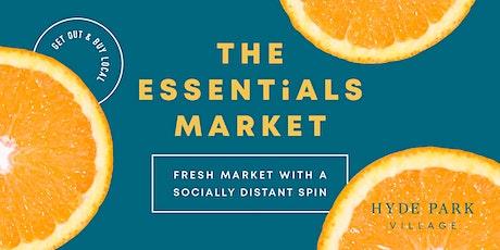 Essential Market tickets