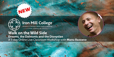 'Walk on the Wild Side' - a 1-Day Workshop with Manu Bazzano (7th November) tickets