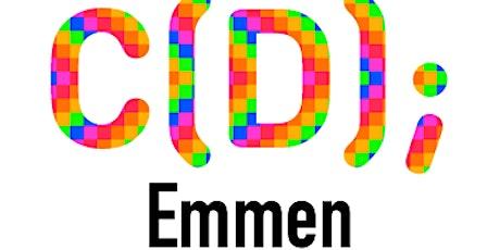 Coderdojo-Emmen - Programmeren met Scratch #2020-10 tickets