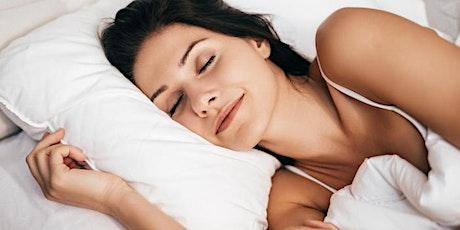Atelier : Qualité de mon sommeil  = qualité de mes journées et vice-versa! billets