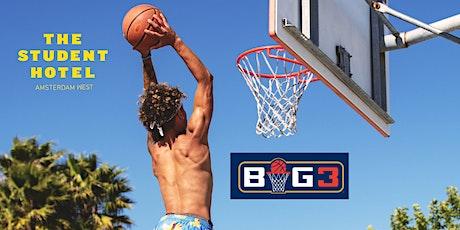 TSH BIG3! Basketball Tournament tickets