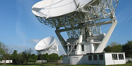 AGM and The History of Computing at The Jodrell Bank Observatory tickets