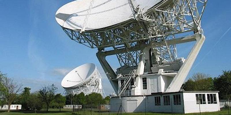 Webinar: AGM and The History of Computing at The Jodrell Bank Observatory