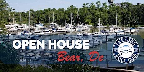 Freedom Boat Club Bear, DE   Open House! tickets