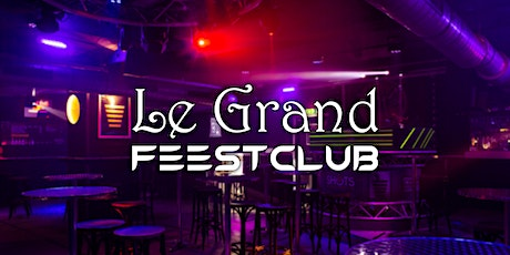 Le Grand Feestclub tickets