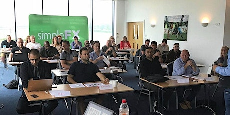 Introduction to Forex Full Day Seminar & 30 Days Trading Room Membership tickets