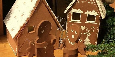 Ceramic Ginger Bread House tickets